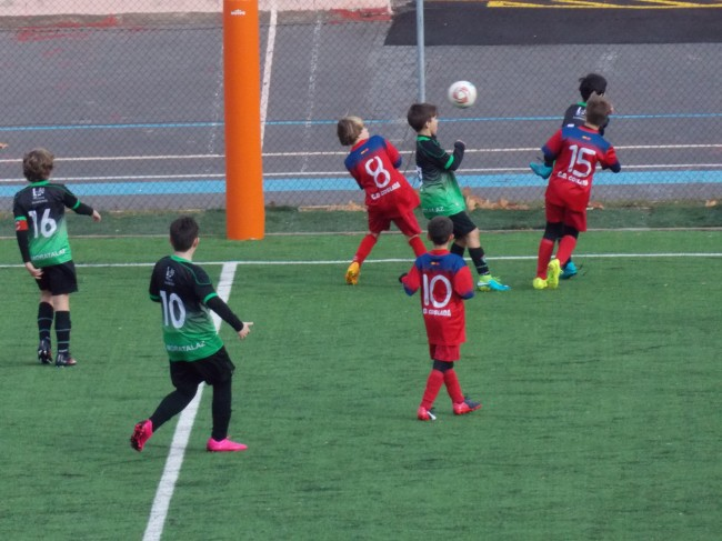 Foto del partido de liga Coslada C - EDM Cadete C
