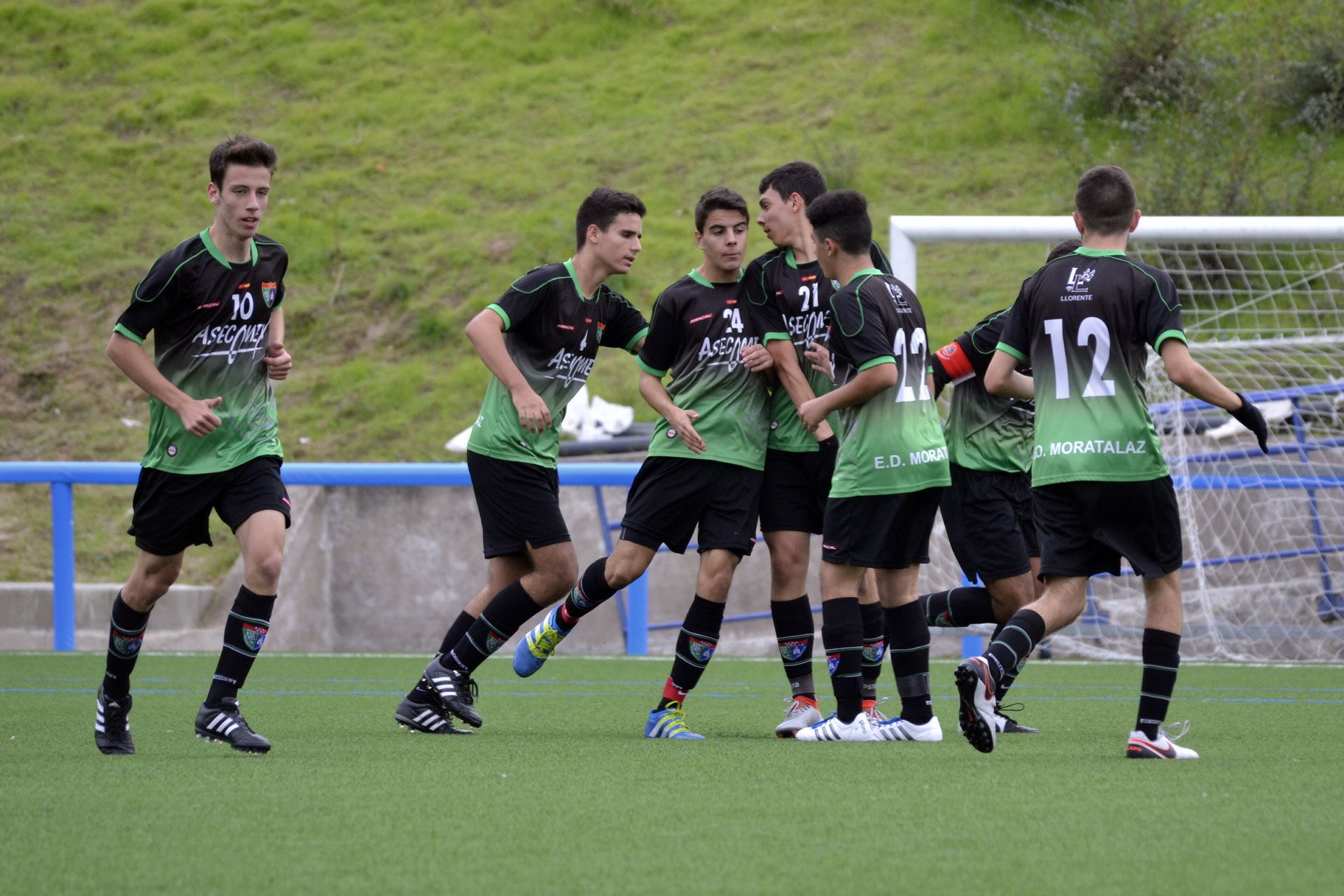Crónica y fotos del partido Juvenil D 2 – 3 CD Vicálvaro C