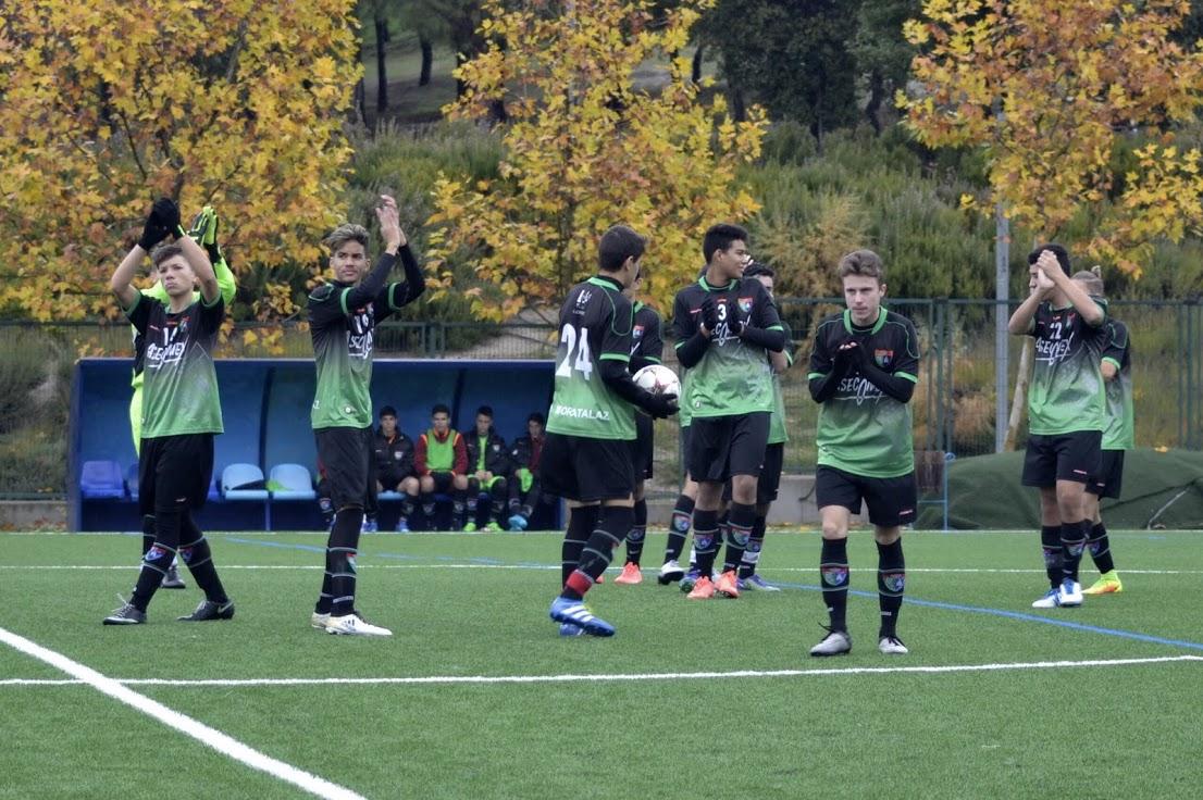 Seis equipos de la EDM disputarán el XV Torneo de Navidad AD Complutense