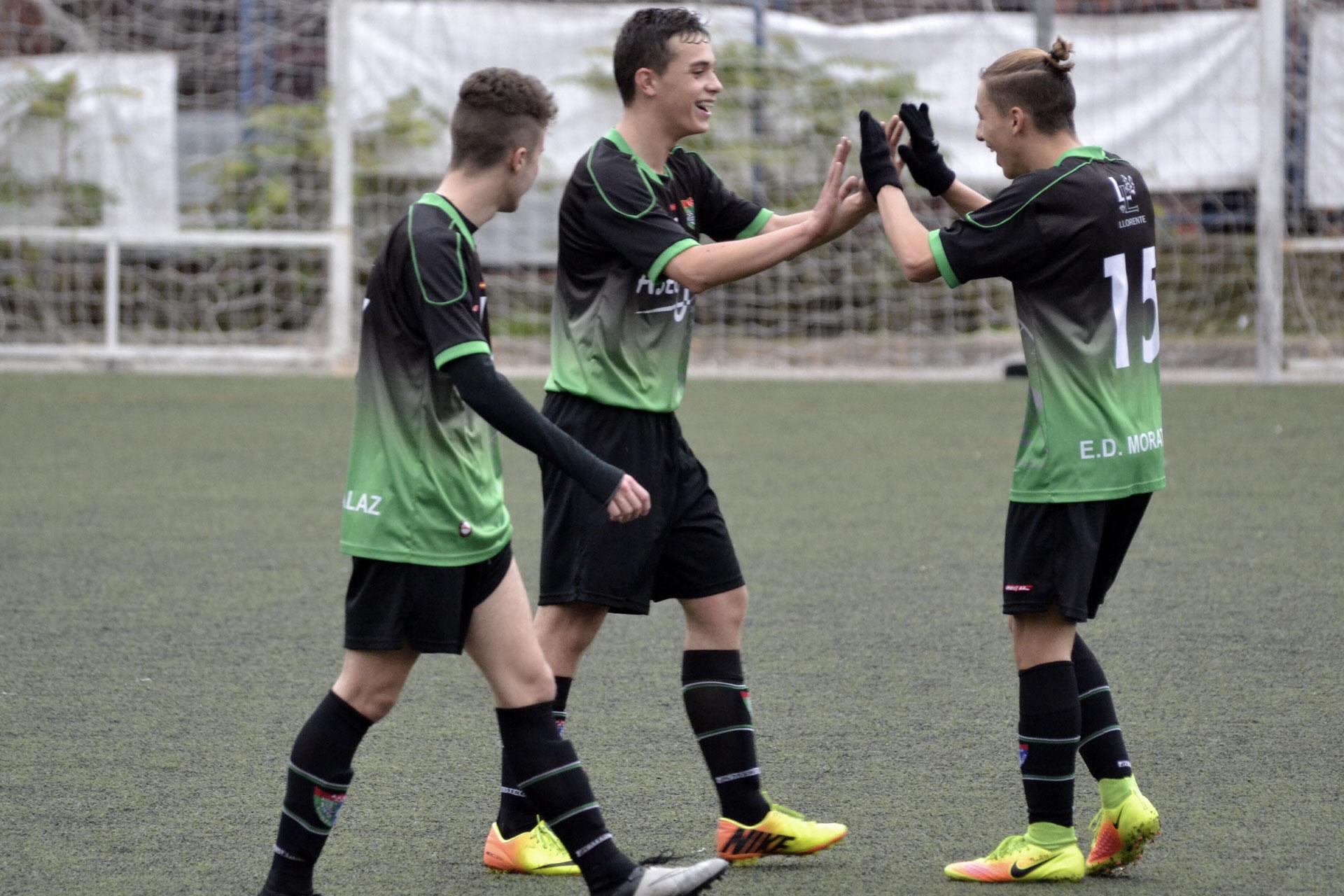 Fotos del partido RCD Carabanchel C 0 – 3 Juvenil D