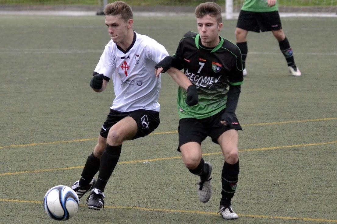 Crónica del partido RCD Carabanchel C 0 – 3 Juvenil D