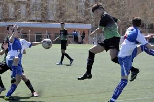 Foto del partido de liga San Roque A - EDM San Roque C