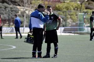 Foto del partido de liga EDM Cadete C - Chamartín Vergara B