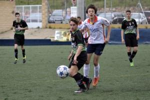 Foto del partido de liga Fundación A - EDM Cadete C