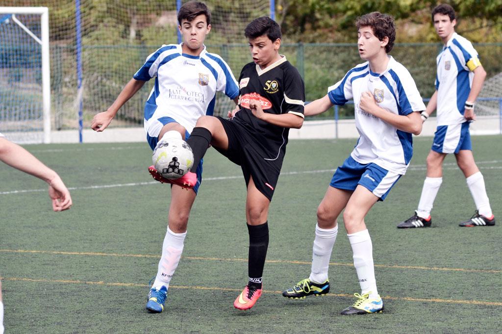 EDM Cadete E 7 – 2 CD Sporting Valdebernardo