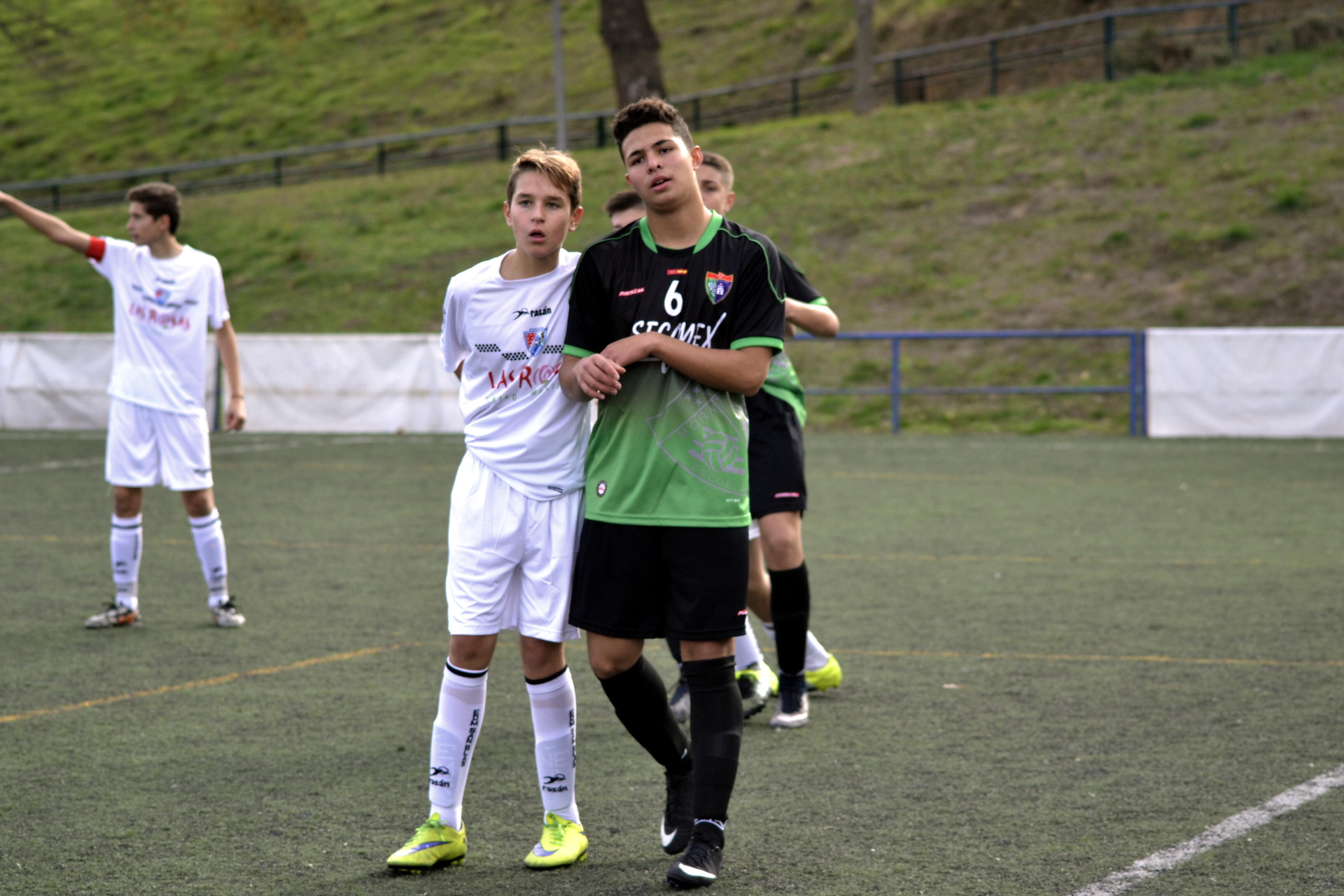 Crónica y fotos del partido de liga EDM Cadete C 3 – 1 EDM San Blas B