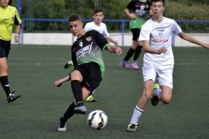 Crónica y fotos del partido de liga Cadete C - San Blas B