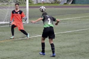 Foto del partido de liga Concepción B - EDM Cadete C