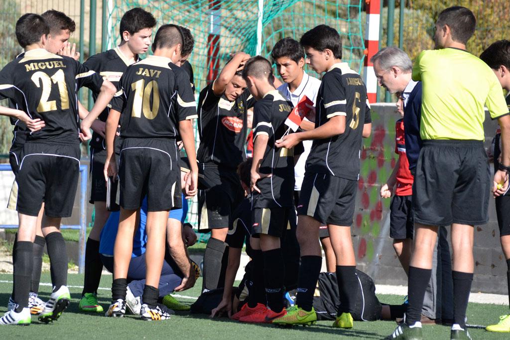 EDM Cadete E 2 – 2 SD Pozo Sport