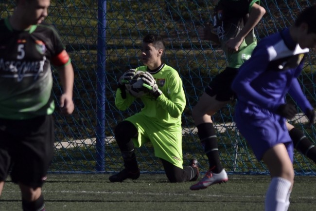Foto del partido de liga Cadete C - Concepción B