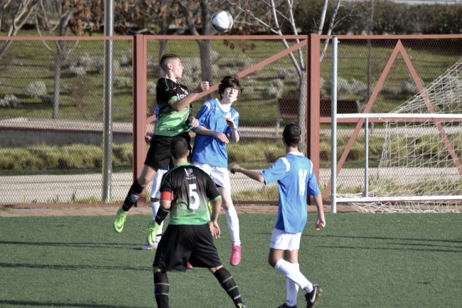 Foto del partido de liga CD Vicálvaro C 2 - 0 EDM Cadete C