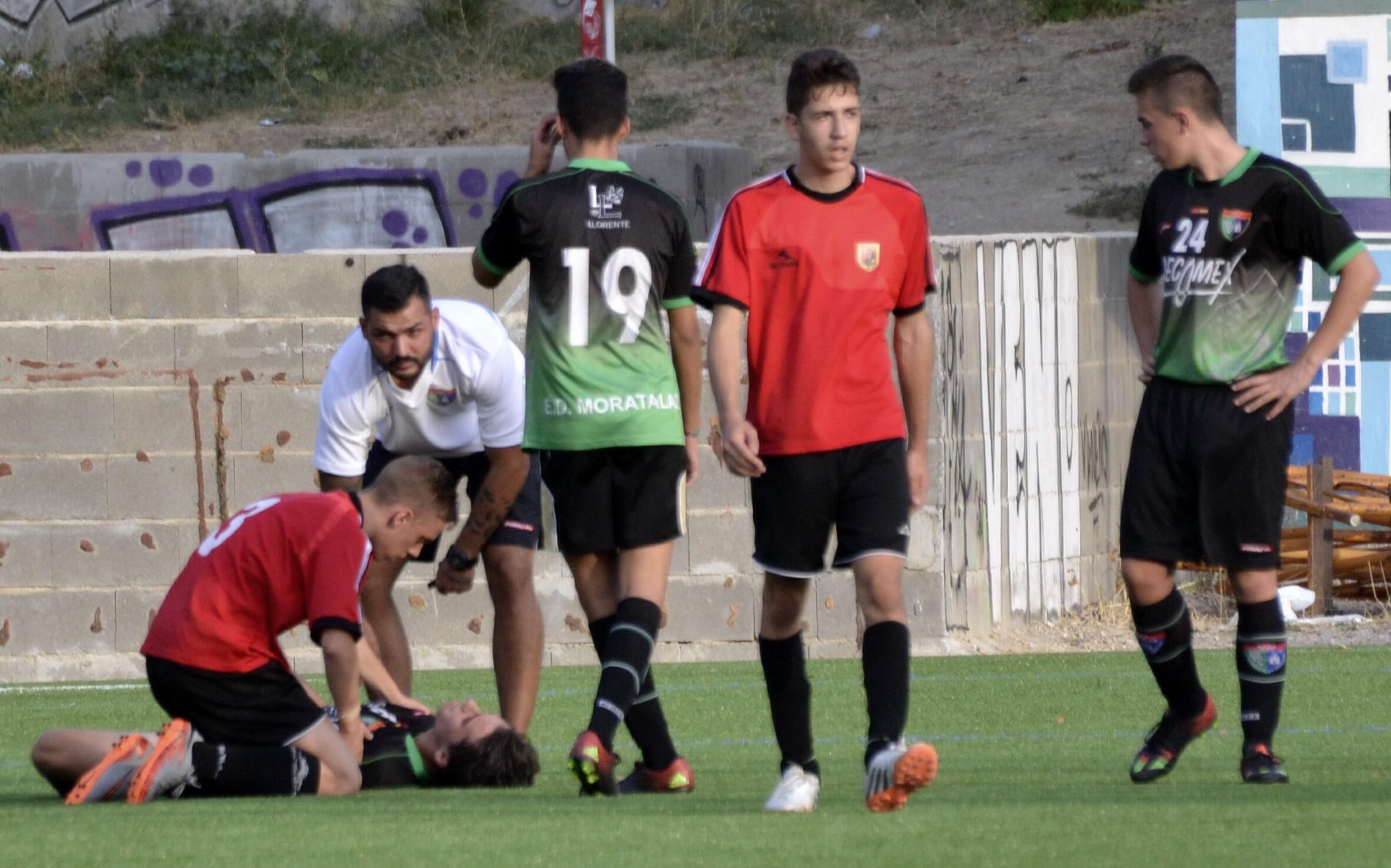 Crónica y fotos del partido amistoso EDM Juvenil D 2 – 0 Racing Villaverde