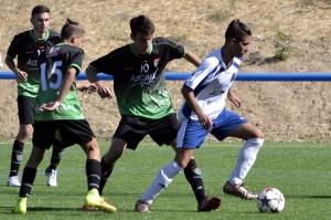 Foto del partido EDM Juvenil D - Sporting Valdebernardo