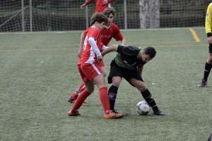 Foto del partido de liga Colegio El Prado 1 - 3 EDM Cadete C