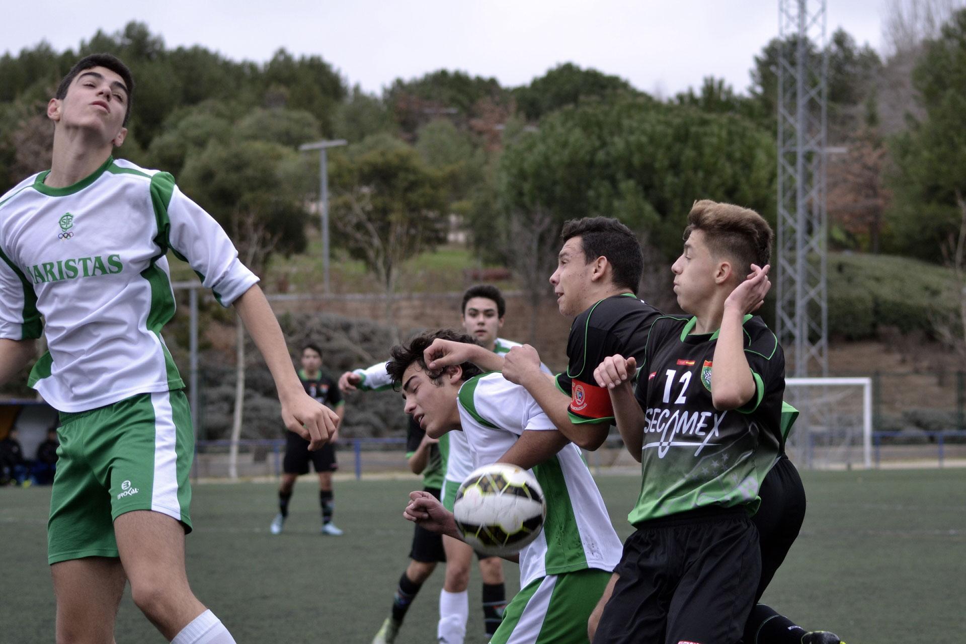 Crónica y fotos del partido de liga EDM Cadete C 3 – 1 San José del Parque