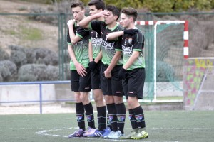 Foto del partido de liga EDM Cadete C - Sporting Hortaleza A