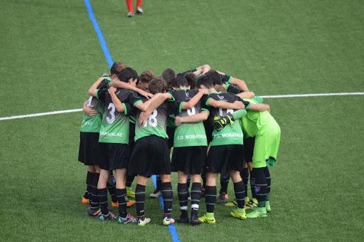 Crónica, fotos y vídeo del partido Cadete A 1 – 0 Atlético Chopera 04 A