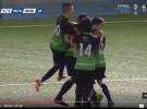 Crónica, fotos y vídeo resumen del partido Real Madrid A 7 – 1 Cadete A