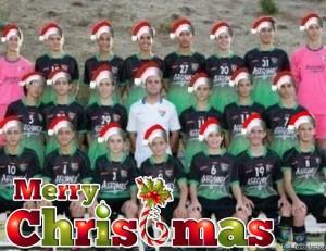 Cadete B para el álbum La EDM y la Navidad