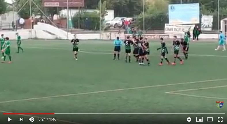 Vídeo resumen del partido SAD Villaverde San Andrés A 1-1 Cadete C