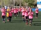 Crónica del partido amistoso CD Móstoles URJC E 3-5 Alevín C