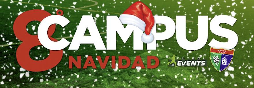¡Aquí tenéis la información de los Campus de Navidad!