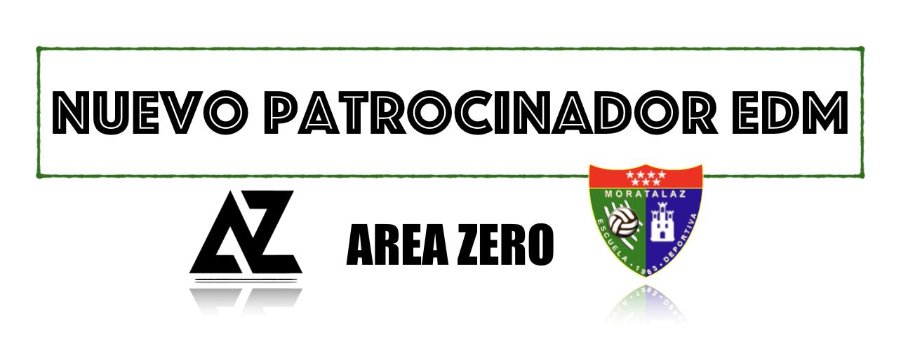 Nuevo Patrocinador EDM – Area Zero
