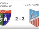 Vídeoresumen Juvenil B – CDA Navalcarnero