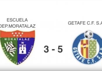 Vídeoresumen Juvenil B – Getafe CF 'C'