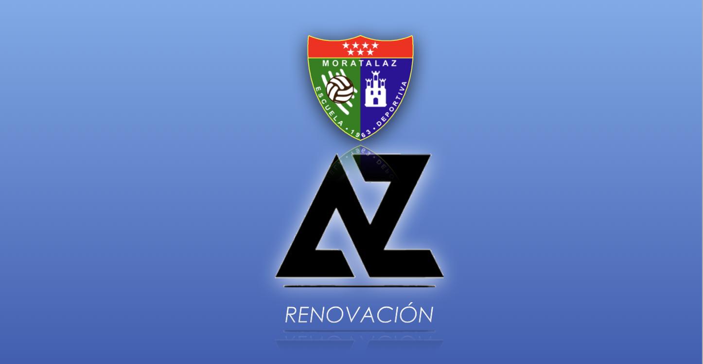 Area Zero renueva con la Escuela Deportiva Moratalaz