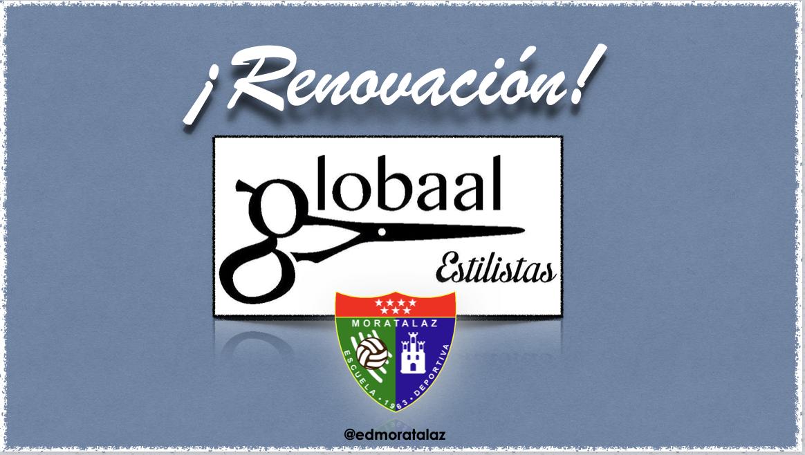 Globaal Estilistas renueva con la EDM como patrocinador