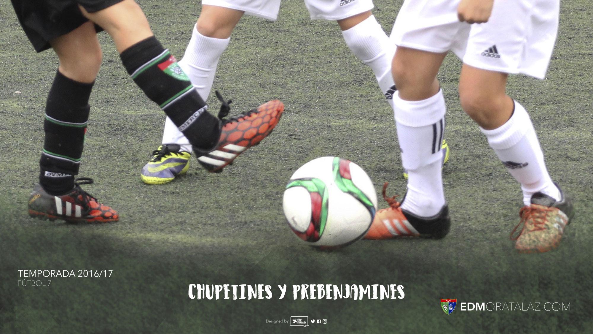 Chupetines y Prebenjamines: resumen de la Temporada 2016/17