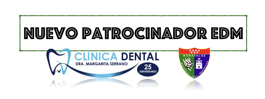 Nuevo patrocinador EDM | Clínica Dental Margarita Serrano