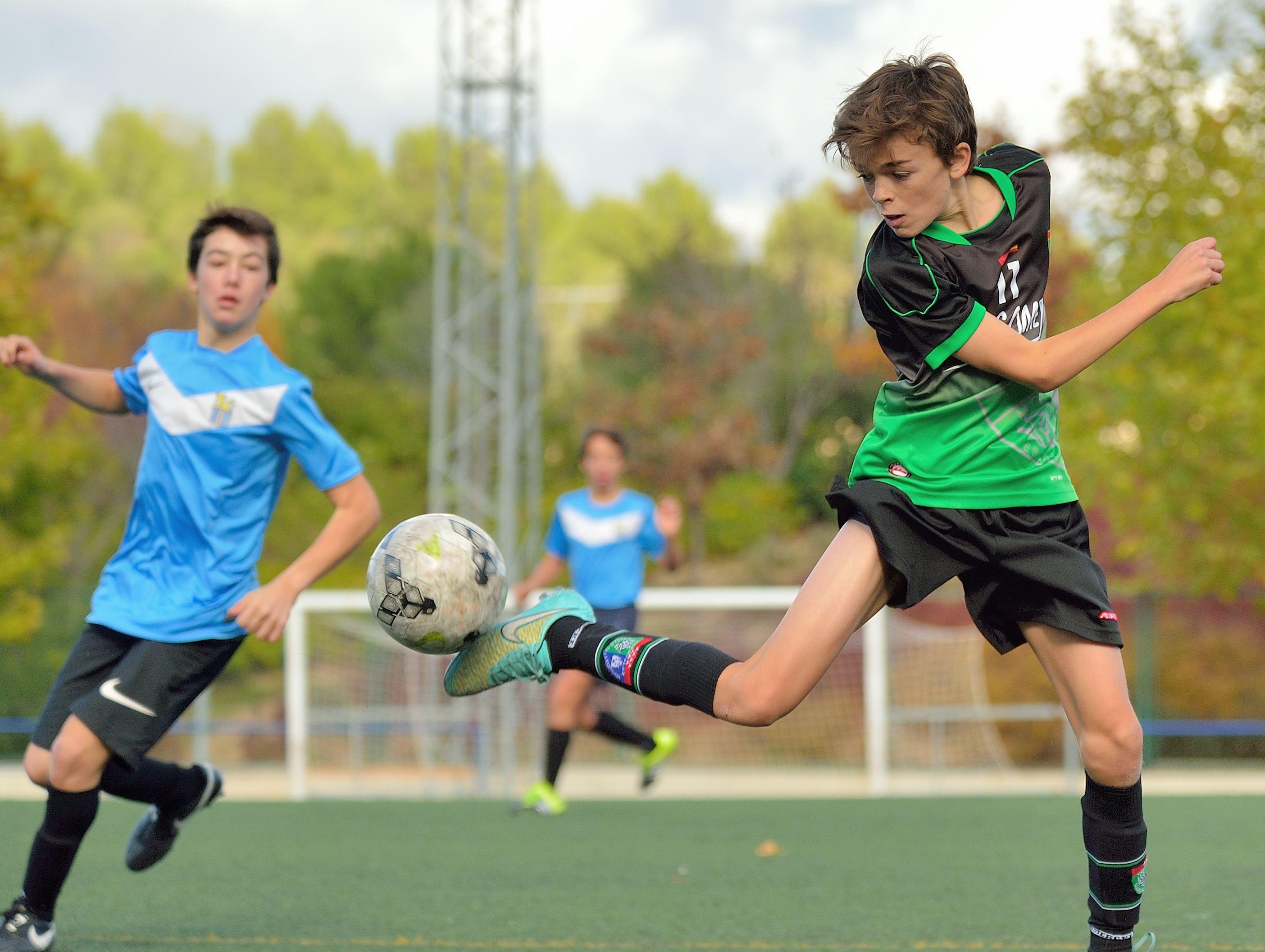 Fotos del partido de liga EDM Infantil B 11 – 2 Altamira A