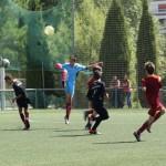 Fotos del partido amistosos Adarve 2 - 1 EDM Infantil C