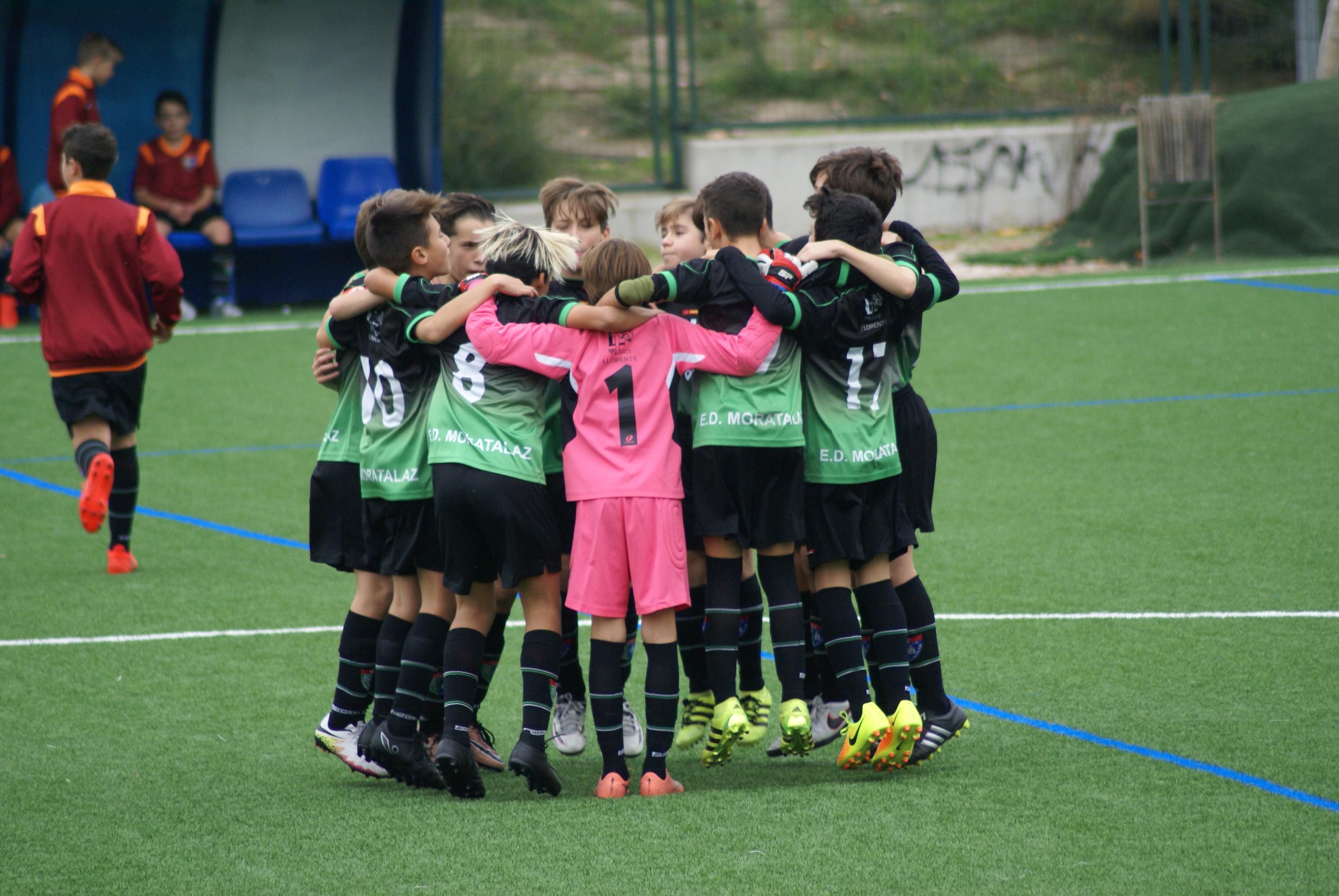 Fotos del partido Infantil C 3 – 0 Balonmano Villaverde