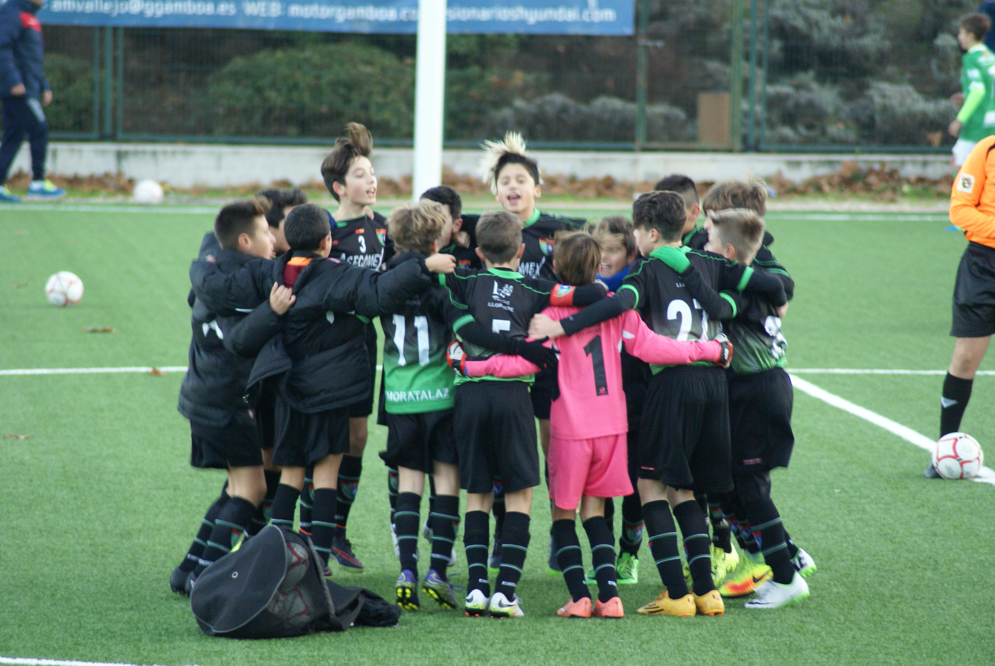 Fotos del partido Infantil C 3 – 0 EMF Aluche B