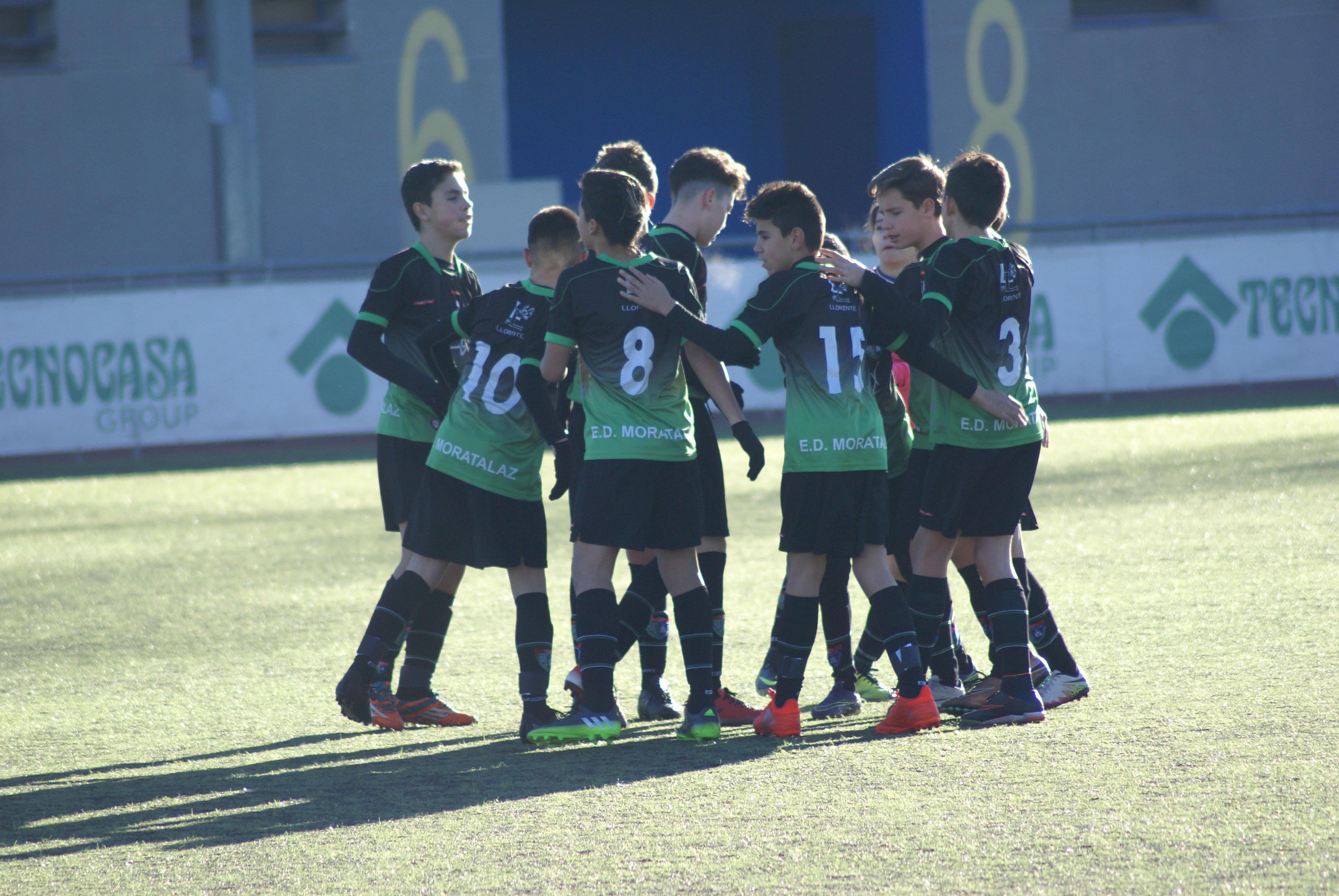 Fotos del partido Getafe CF F 4-0 Infantil C