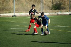 Foto del Sporting de Hortaleza D 2 - 3 EDM Alevín C