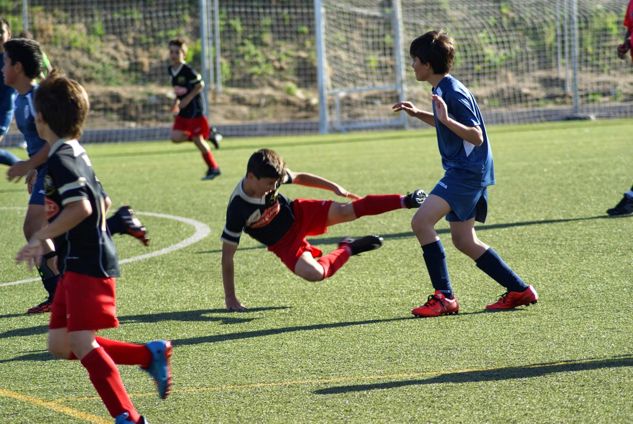 Crónica y fotos del AD Sporting de Hortaleza D 2 – 3 EDM Alevín C