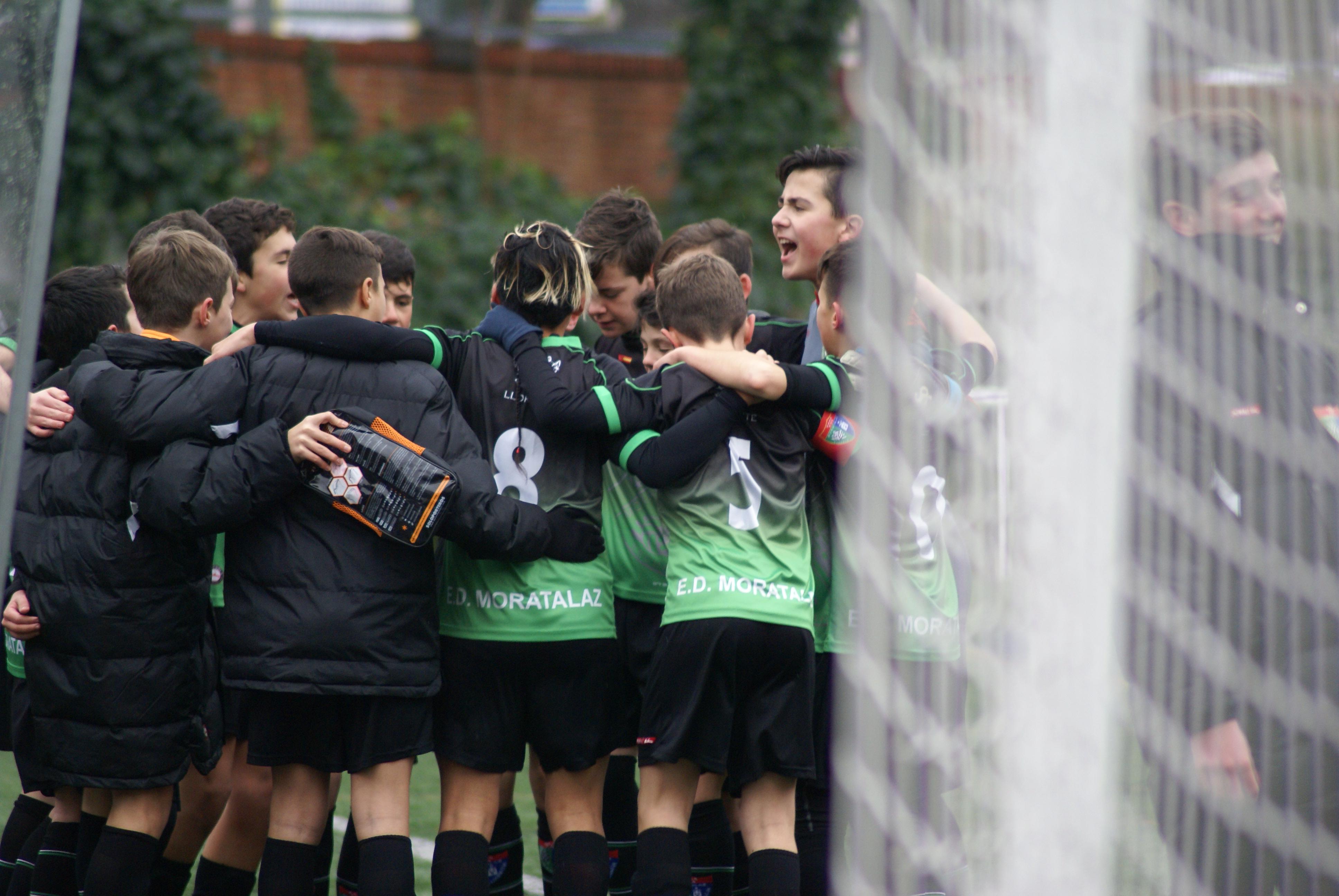 Fotos del partido Celtic Castilla CF A 3-0 Infantil C