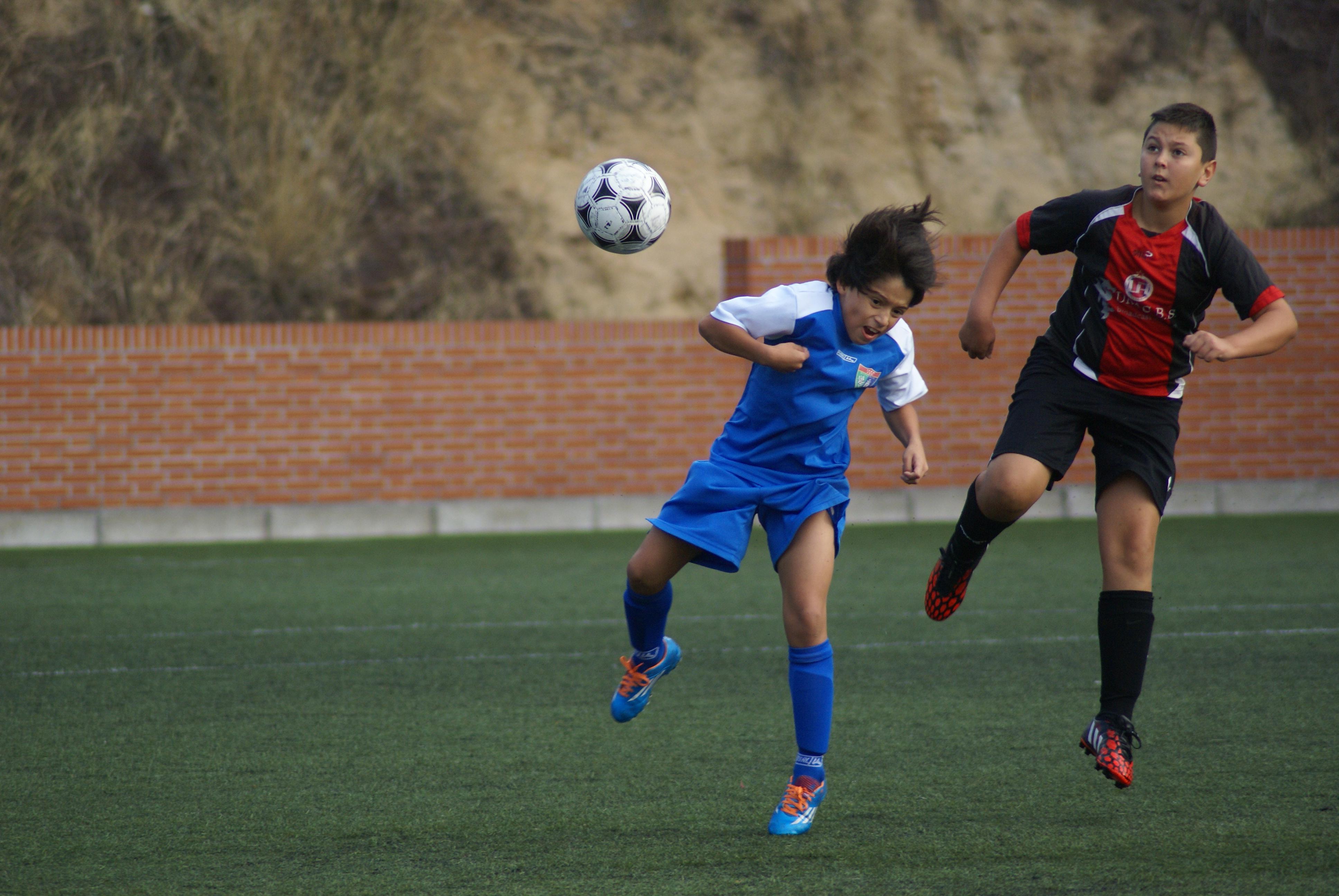 Fotos de tres partidos de pretemporada disputados por el Alevín C