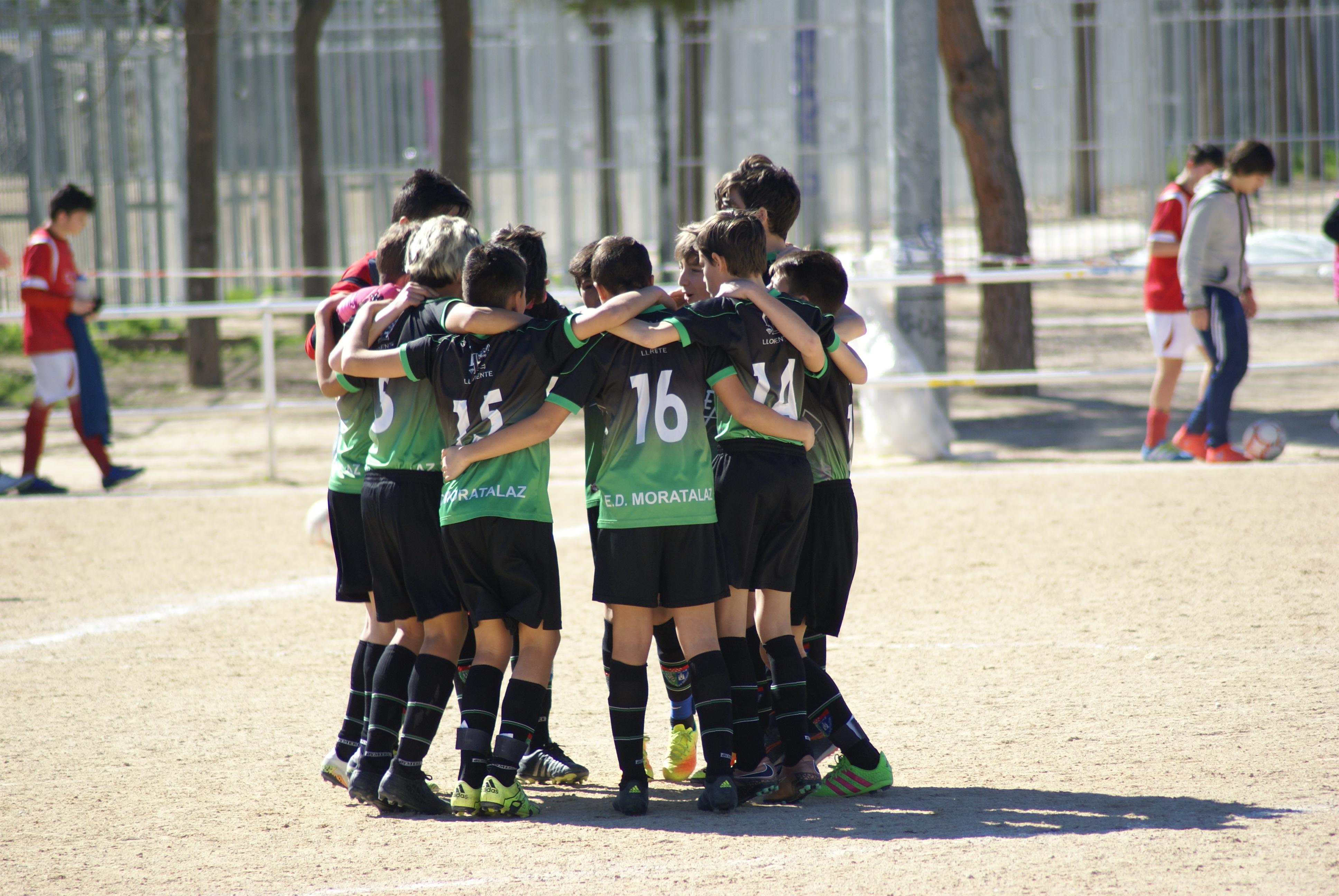 Fotos del partido EF Carabanchel A 5-1 Infantil C