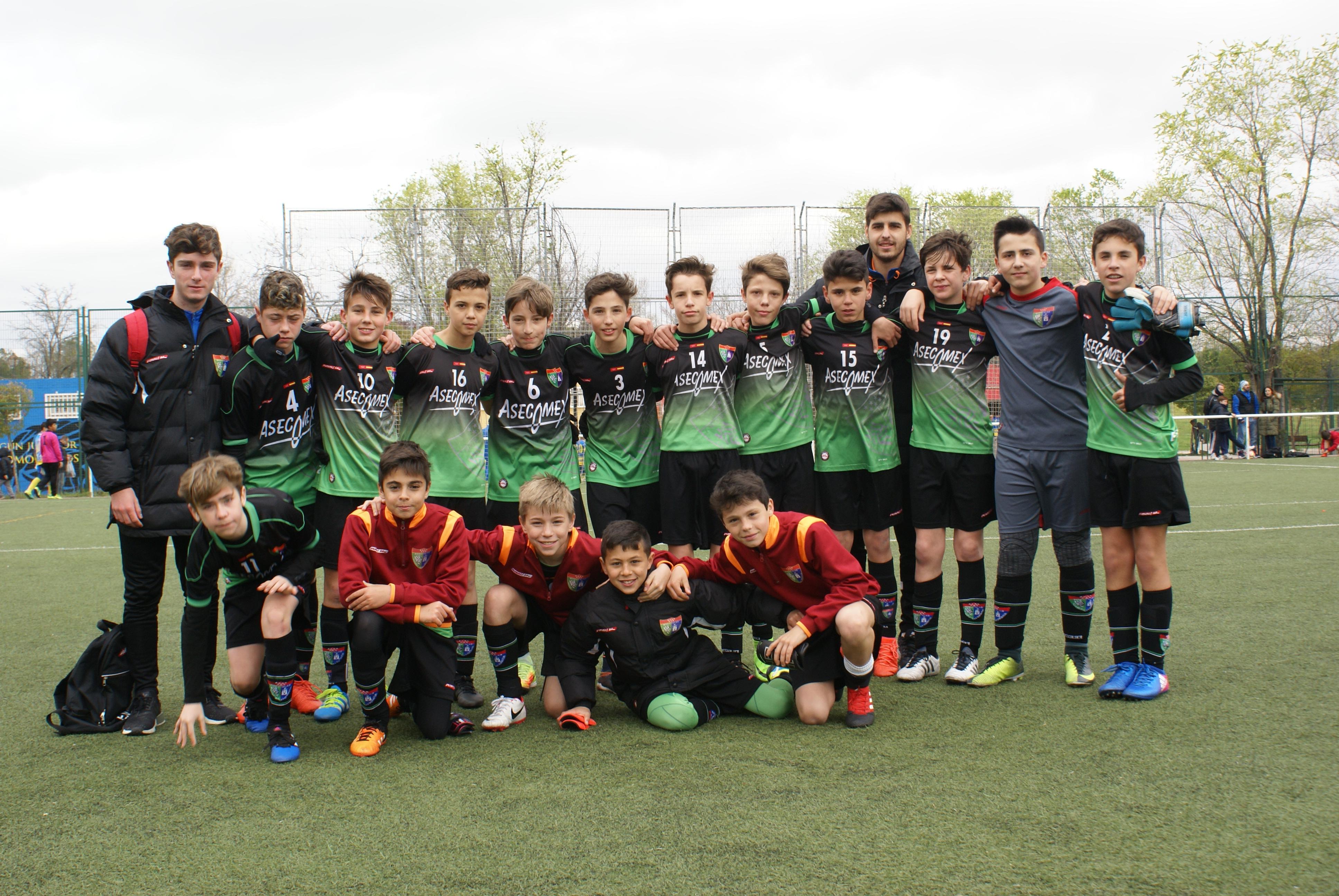 Fotos del partido CD Ferilán A 0-2 Infantil C
