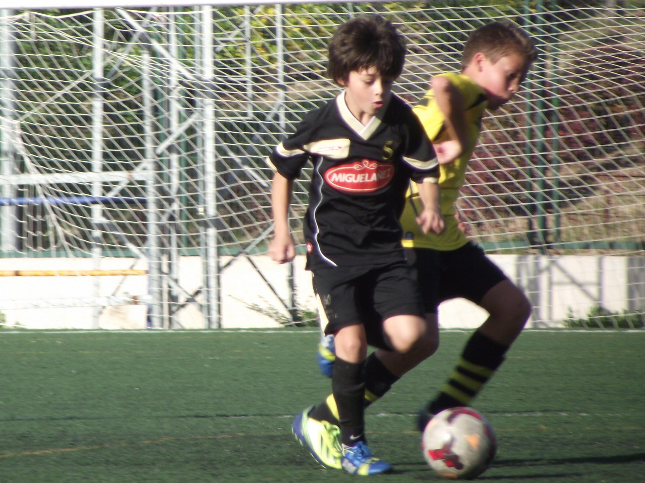 EDM Alevín A 2 – 1 Villaverde A