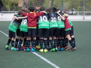 Foto del partido de liga EDM Alevín B - CD Coslada C