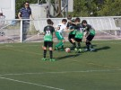Crónica y fotos del partido de liga EF AFE B 4 – 1 EDM Alevín B
