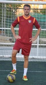 González Lamarca ficha por el Primer Equipo