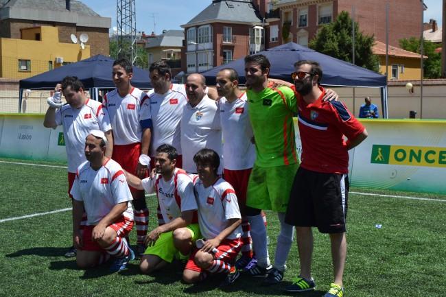 Madrid ONCE mMoratalaz gana el Campeonato de España
