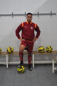 El fútbol es la ilusión y motivación de mi día a día